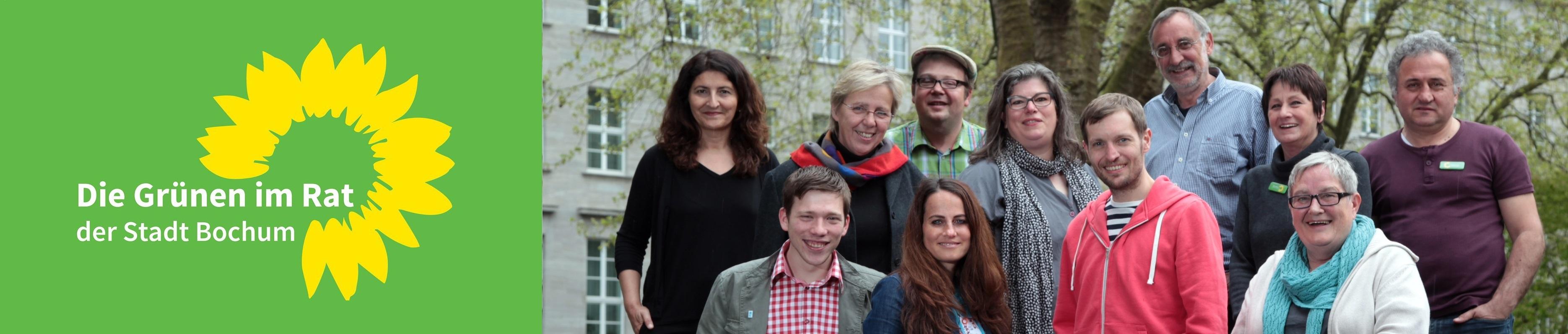 Die Grünen im Rat der Stadt Bochum