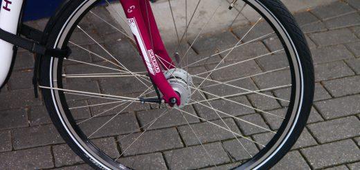 Fahrrad Vorderrad
